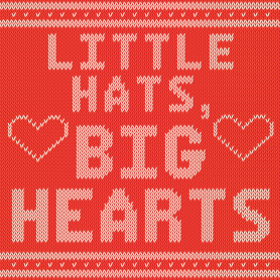 Little Hats Big Hearts Logo