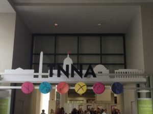 TNNA Welcome Sign